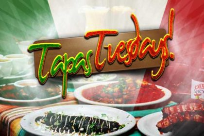 Tapas Tuesday Dining