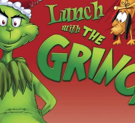 Chuck's Lunch with the Grinch