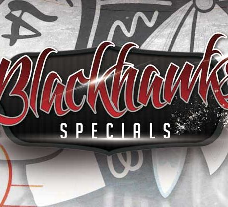 Chuck's Chicago Blackhawks Game Specials