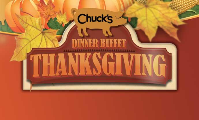 Chuck's Thanksgiving Buffet
