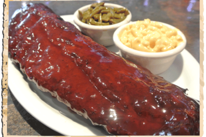 Chuck's Full Slab of Ribs 2019 Promo
