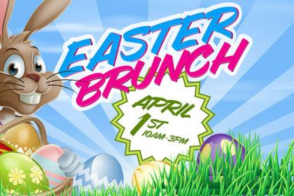Easter Sunday Brunch Buffet