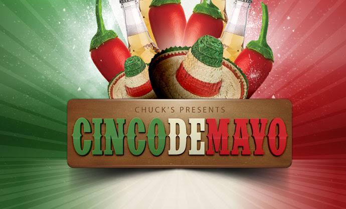 Chuck's Cinco de Mayo Taco Bar Party