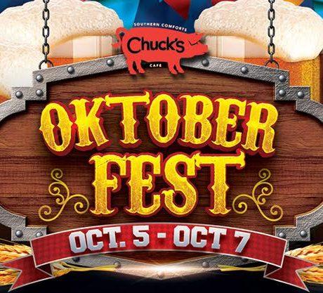 Chuck's Oktoberfest