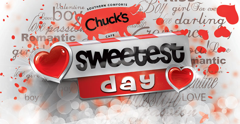 Chuck's Sweetest Day Dinner for 2