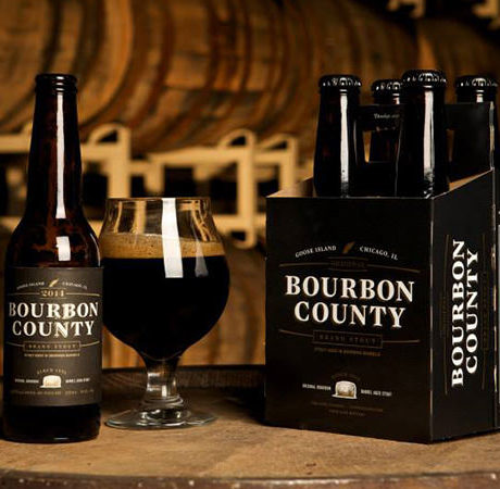 Goose Island Bourbon County 2019 Tapping & Release Black Friday
