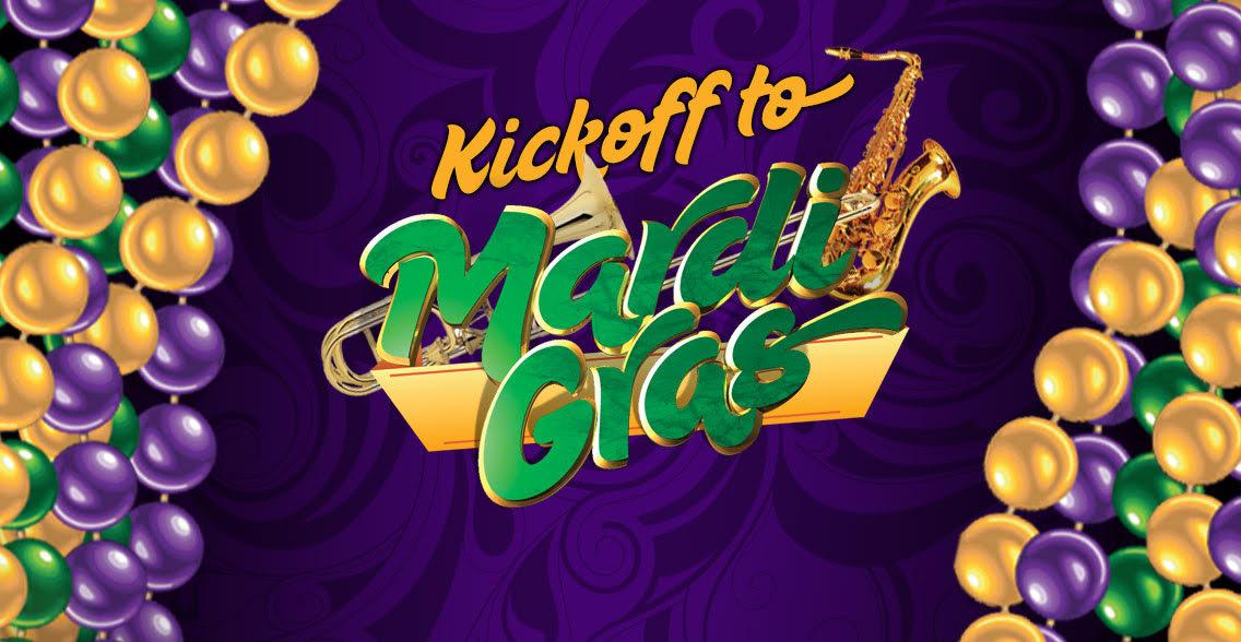 Chuck's Kickoff to Mardi Gras: Tapas & Oyster Night