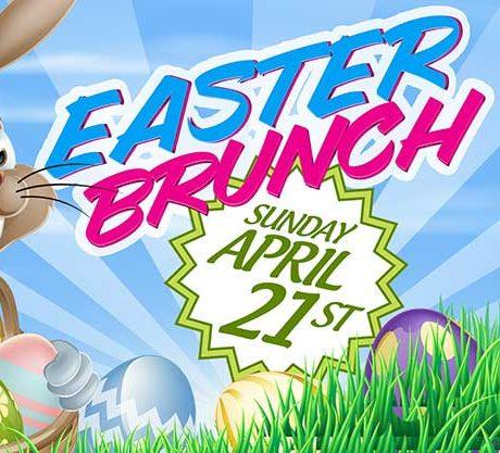 Chuck's Easter Sunday Brunch Buffet