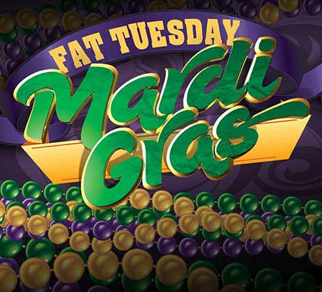 Fat Tuesday Mardi Gras Tapas Party