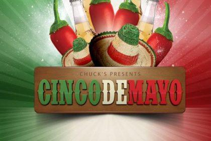 Chuck's Cinco De Mayo Tapas Weekend