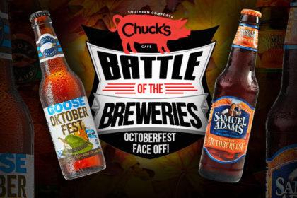 Battle of the Breweries: Oktoberfest Edition