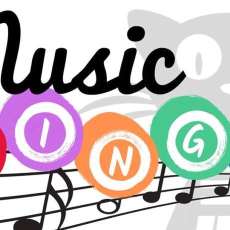 Music Bingo at Chuck's!