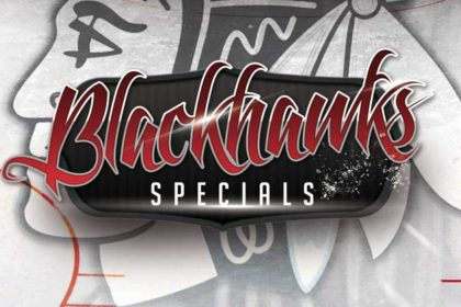 Chicago Blackhawks Game Specials