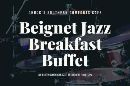 Beignet Jazz Breakfast Buffet