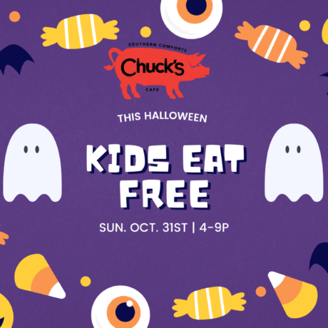 Kids Eat Free on Halloween